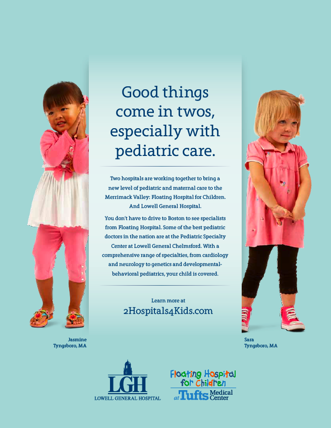 Good Things Come in Twos, Even Hospitals – The Healthcare