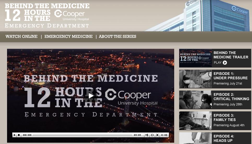 Cooper University Hospital The Healthcare Marketer