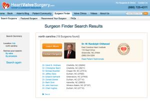 Surgeon Finder
