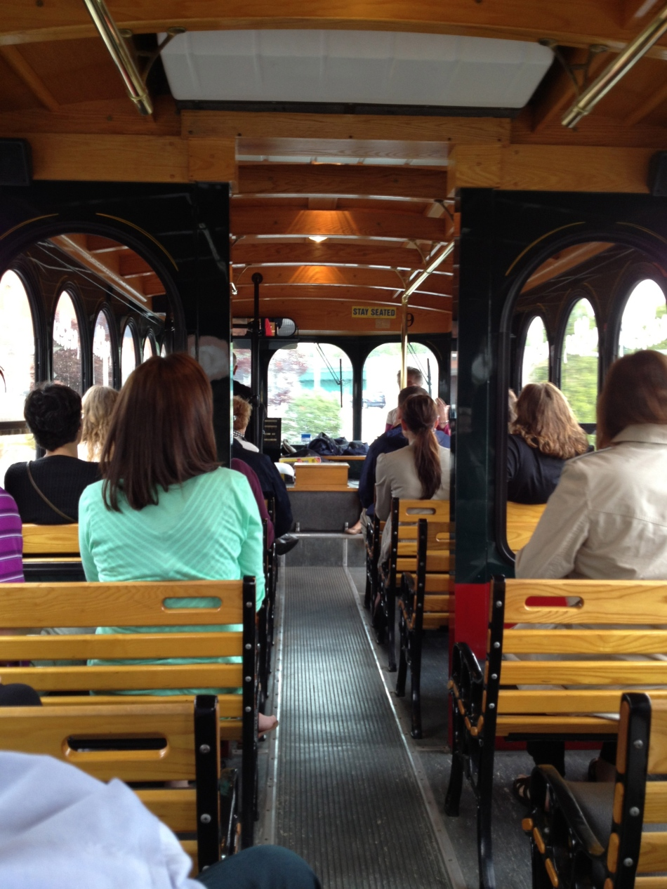 The Trolley Tour of Newport Mansions