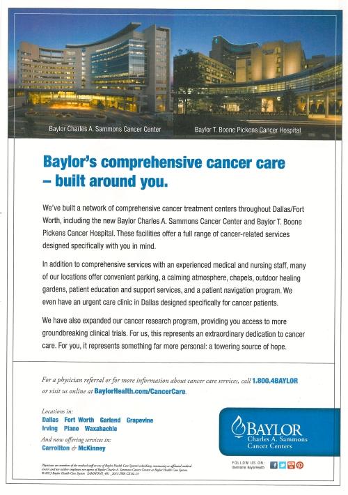Baylor Cancer Center
