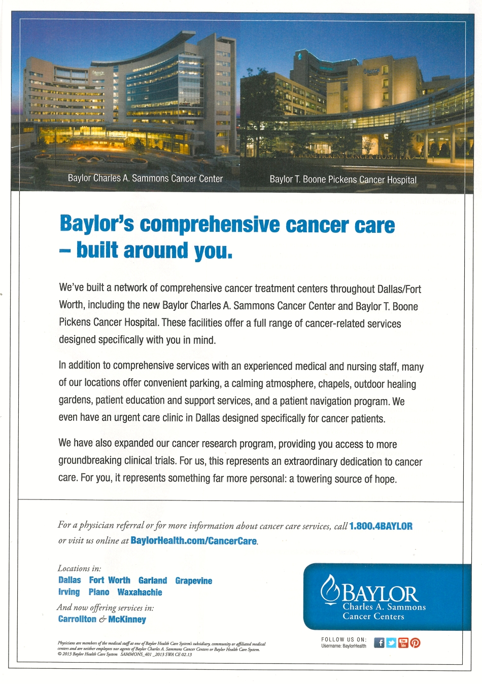 Baylor Cancer Center
