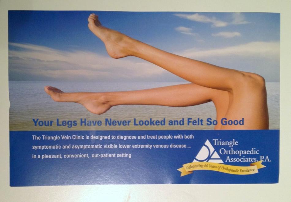 Legs ad