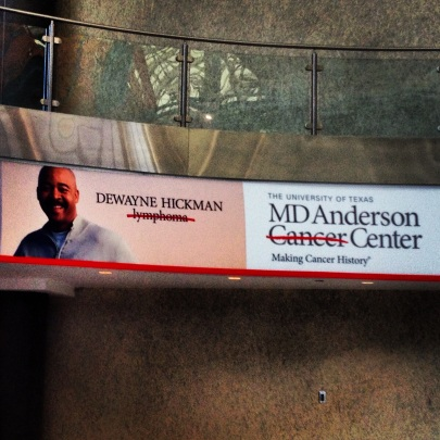 Physician Relations Strategy Session at MD Anderson - May