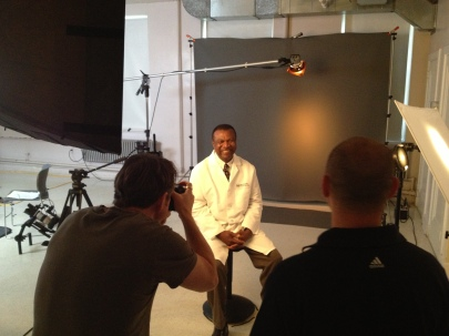 Physician Video Shoot - July