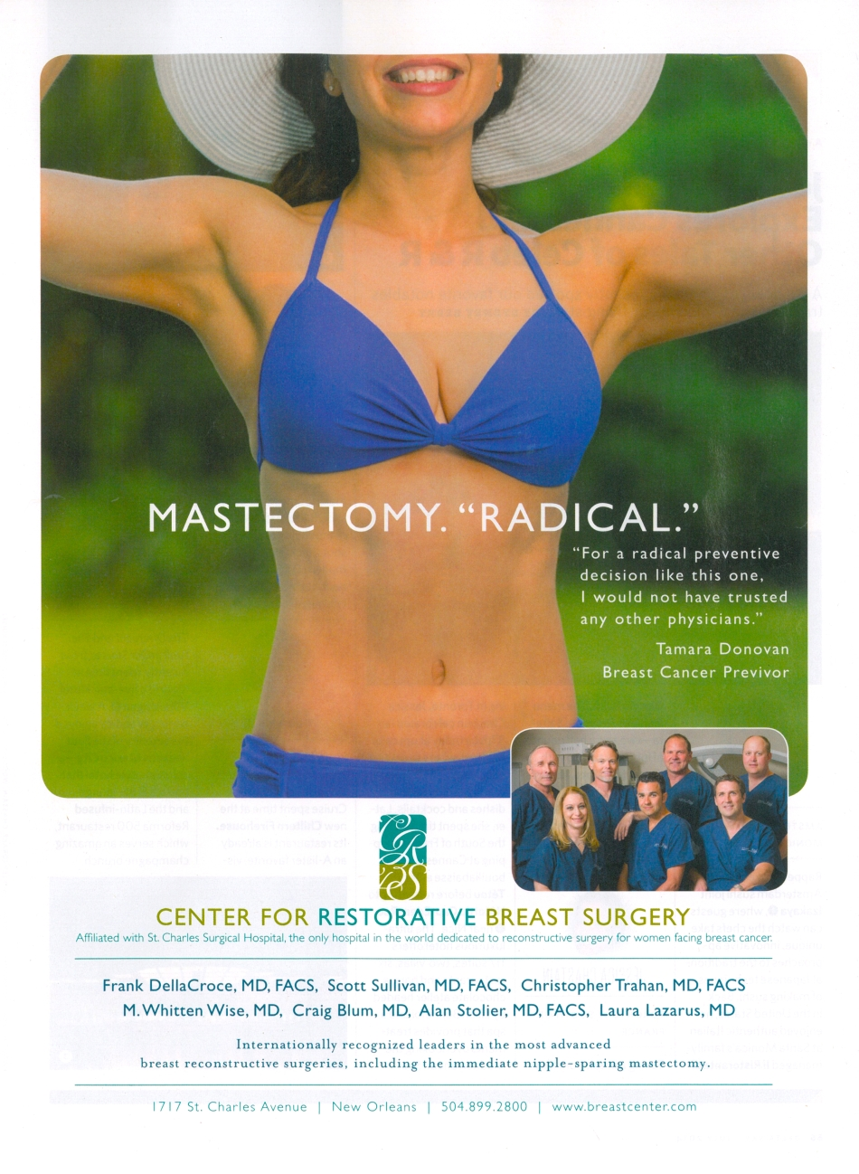 Restorative Breast Surgery