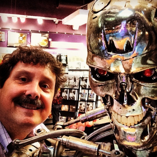 With a Terminator at the NESHCo Conference