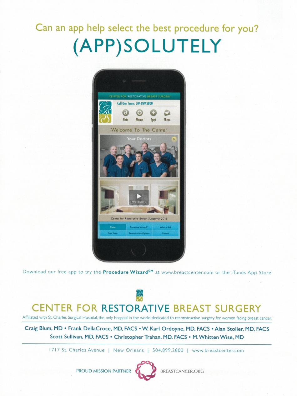 Center for Restorative Breast