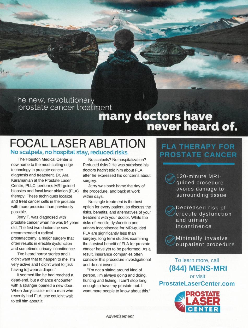 Prostate Laser Center
