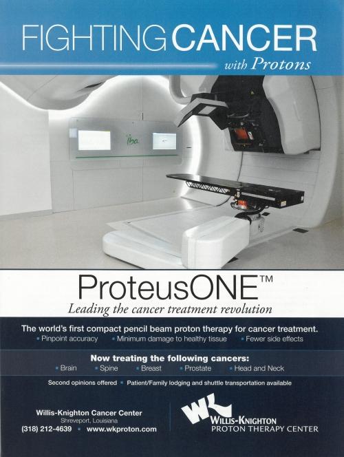 Willis Knighton Proton Therapy Center