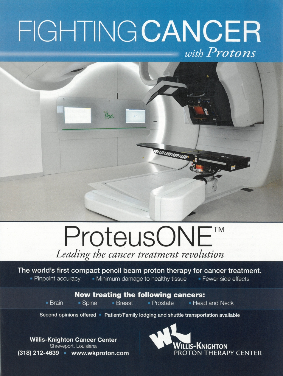 Willis Knighton Proton Therapy Center