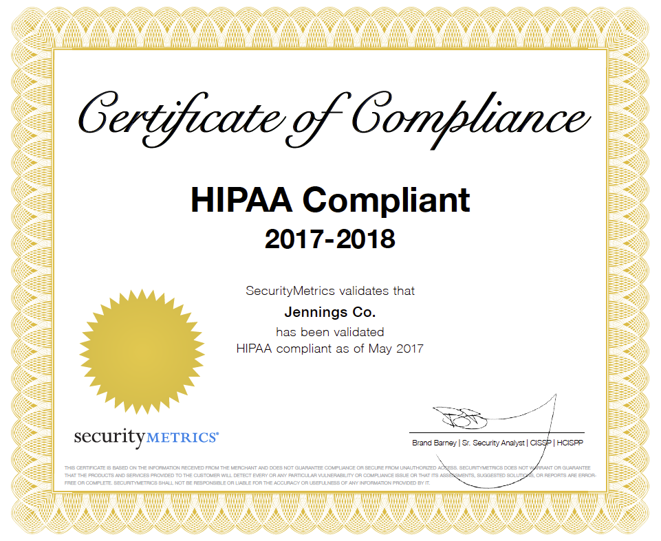 Is Your Marketing Firm Certified Hipaa Compliant The Healthcare